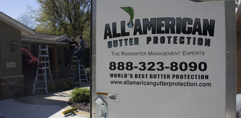 gutter guard installers
